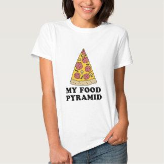My Food Pyramid Shirts