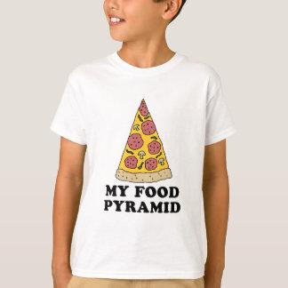 My Food Pyramid Tees