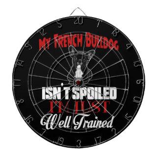 My French Bulldog Isn't Spoiled Dartboards