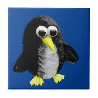 My friend the penguin tile