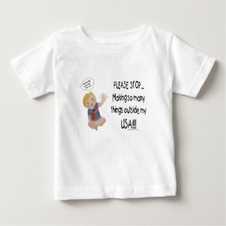 My Future starts NOW! Baby T-Shirt