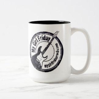 My Girl Friday ROCKS Mug