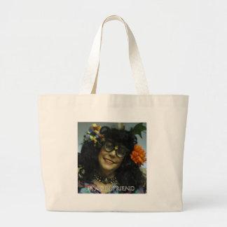 MY GIRL FRIEND CANVAS BAG