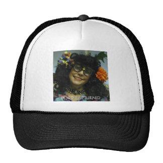 MY GIRL FRIEND MESH HAT