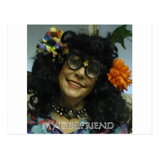 MY GIRL FRIEND POST CARDS
