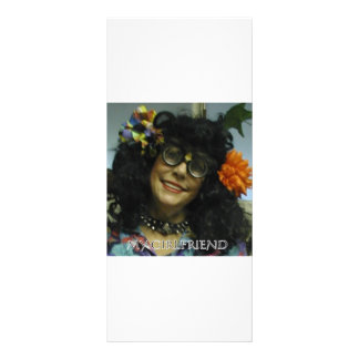 MY GIRL FRIEND RACK CARD DESIGN