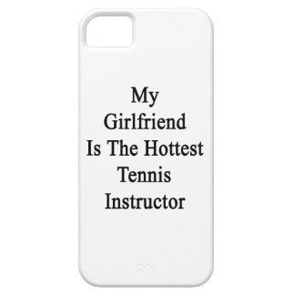 My Girlfriend Is The Hottest Tennis Instructor iPhone 5 Covers