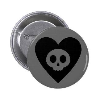 My Gloomy Valentine #1 Button