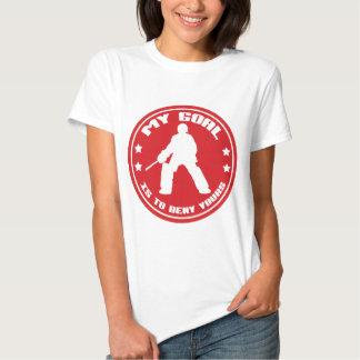 My Goal, Field Hockey Goalie Shirt