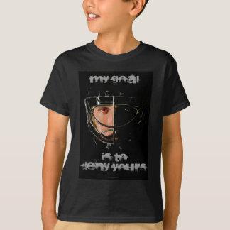 My Goal (Hockey Goalie) T-Shirt