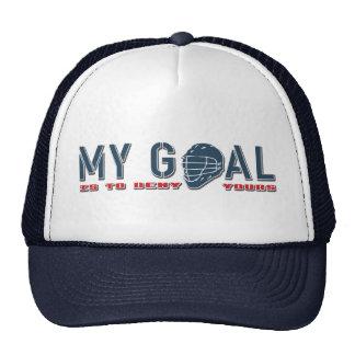 My Goal, Lacrosse Goalie Hat