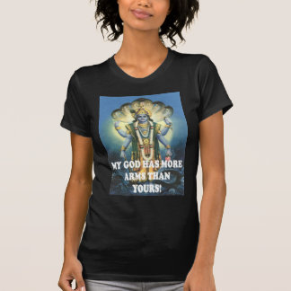 my god tee shirts