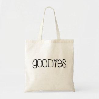 My Goodies Budget Tote Bag