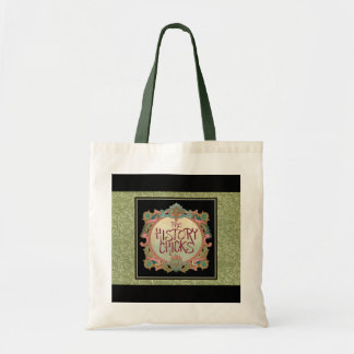 My goodness, that's a handsome tote!