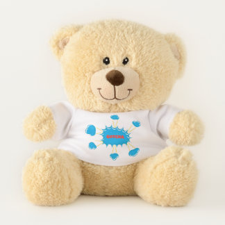 My Gotcha Day - Forever Family - Adpotion Design Teddy Bear