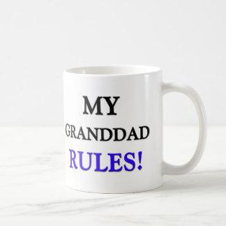 My Granddad Rules Mug