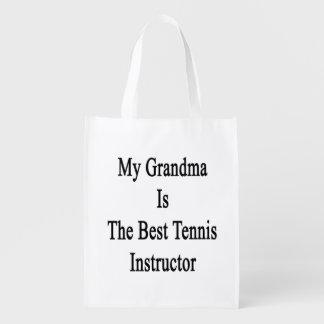 My Grandma Is The Best Tennis Instructor