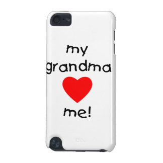 my grandma loves me iPod touch (5th generation) cases