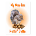 My Grandma Post Card