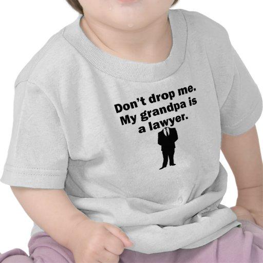 My Grandpa Is A Lawyer Shirt