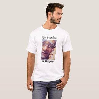 My Grandpa Is Amazing T-Shirt