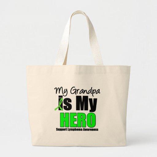 My Grandpa is My Hero Tote Bag