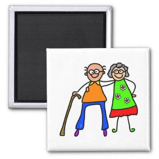 my grandparents magnet