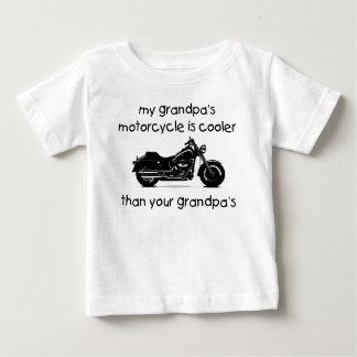 My grandpa's motorcycle is cooler tshirt