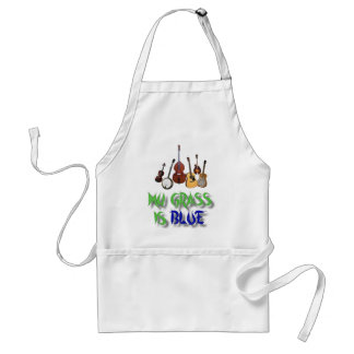 MY GRASS IS BLUE-APRON STANDARD APRON