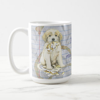 My Great Pyrenees Ate My Lesson Plan Coffee Mug
