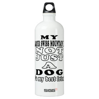My Greater Swiss Mountain Dog Not Just A Dog SIGG Traveller 1.0L Water Bottle