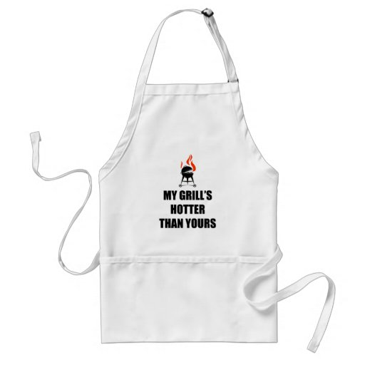 My Grill Father's Day BBQ Apron