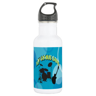 My Group Band Sweet Blue 532 Ml Water Bottle