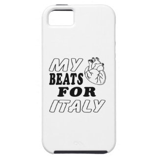 My Heart Beats For Italy. iPhone 5 Case