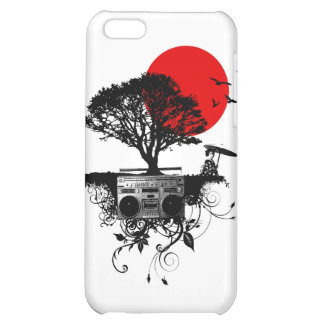 My Heart Beats for Japan Cover For iPhone 5C