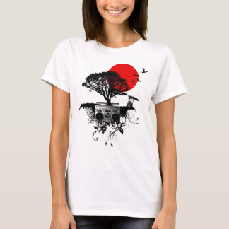 My Heart Beats for Japan T-Shirt
