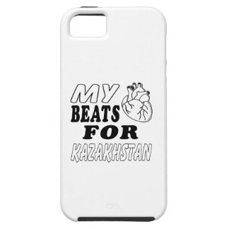 My Heart Beats For Kazakhstan. iPhone 5/5S Cover