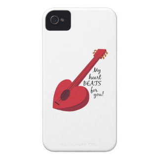 My Heart Beats For You! Case-Mate iPhone 4 Case