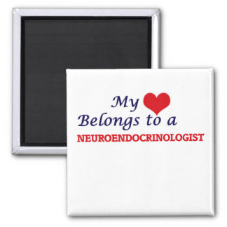 My heart belongs to a Neuroendocrinologist Magnet
