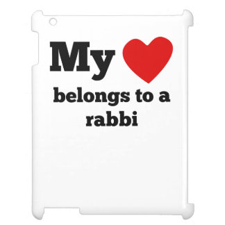 My Heart Belongs To A Rabbi Case For The iPad