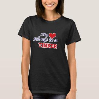 My heart belongs to a Tinker T-Shirt