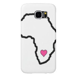 My Heart Belongs To Africa Samsung Galaxy S6 Case