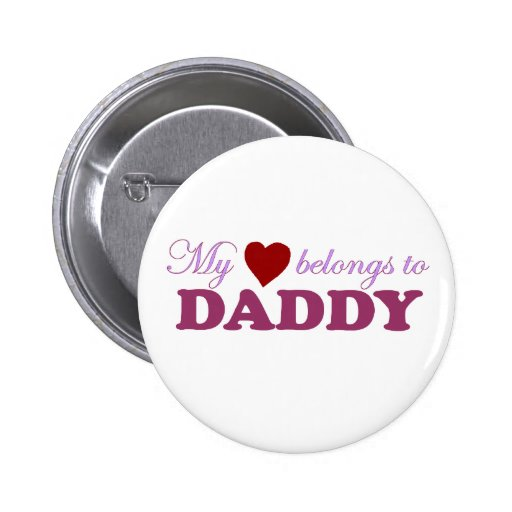 My Heart Belongs to Daddy Pins
