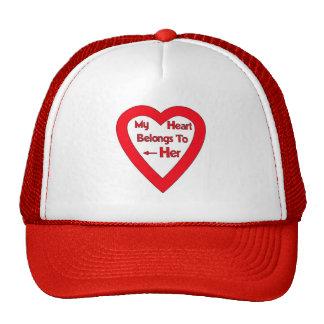 My Heart Belongs to Her ~Hat~