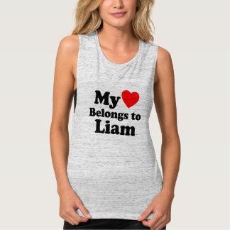 My Heart Belongs to Liam Singlet