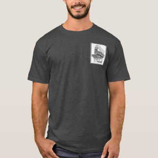 My Heart Belongs To Railroading T-shirt II