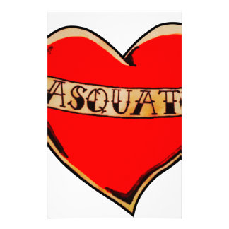 My heart belongs to sasquatch customised stationery