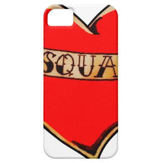 My heart belongs to sasquatch iPhone 5 cases