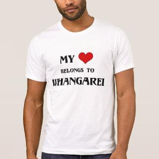 My Heart belongs to Whangarei T-Shirt
