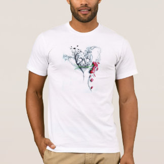 """""""My heart color"""". T-Shirt"""